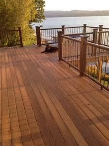 Faux Wood Decking time to change your view of faux wood