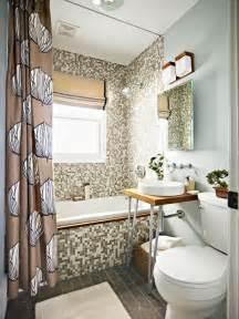 bad gestalten braun moderne badezimmergestaltung 30 ideen für kleine bäder