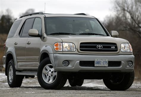 Images Of Toyota Sequoia Sr5 2000–05