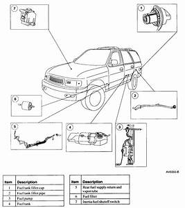 Tail Light Wiring Diagram Ford Ranger 2004