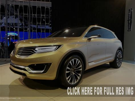 lincoln mkx exterior colors trims  auto suv