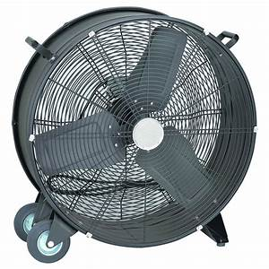floor fan save on this 24quot high velocity floor fan With commercial shop fans