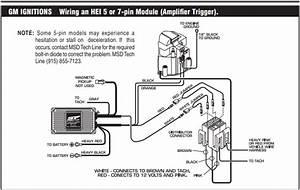 Chevy Hei Distributor Wiring Diagram