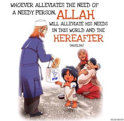 needy prophet pbuh peace