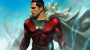 Here's The First Look At Shazam's Costume In Shazam!