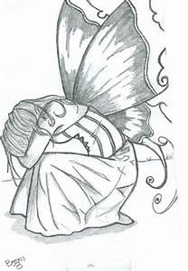 Easy depressing drawings easy sad drawings of people ...