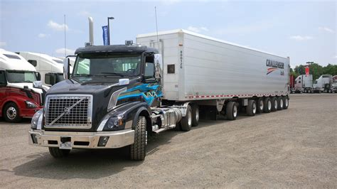 volvo heavy the volvo vnx heavy hauler truck news