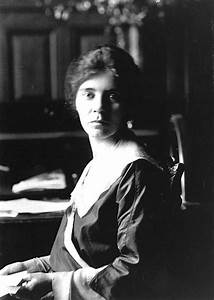 Today in 1885 is the birthday of Women's Rights activist ...