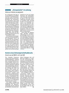 Abrechnung Nach Gutachten Musterbrief : kosten eines schwangerschaftsabbruchs abrechnung nach ebm ~ Themetempest.com Abrechnung