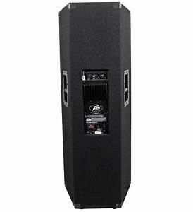 Peavey Pv215d Powered Speaker  400 Watts  2x15 U0026quot    New