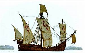 The Caravel And The Impact Of New Technologies On Transportation Systems