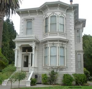 Photo Of Historic Italianate House Plans Ideas by Victorians In Alameda Italianate Style