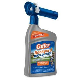 Cutter Backyard Bug Review by Shop Cutter 32 Oz Backyard Bug Spray Concentrate
