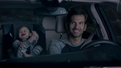 buick envision tv commercial holidays  baby