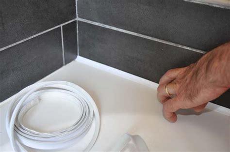 cuisine pret a poser un joint d étanchéité prêt à poser decorer sa maison fr