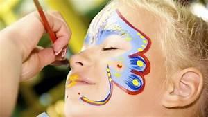 Maquillage Enfant Facile : maquillage enfant ~ Farleysfitness.com Idées de Décoration