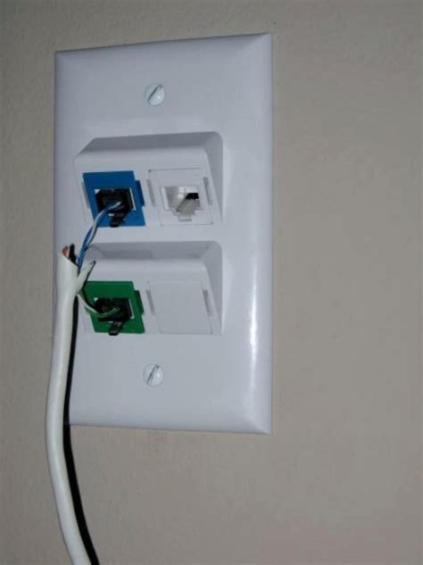 Solved The Cable From Your Wall Phone Jack