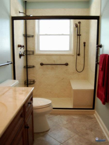 handicap bathroom design americans with disabilities act ada coastal bath and kitchen