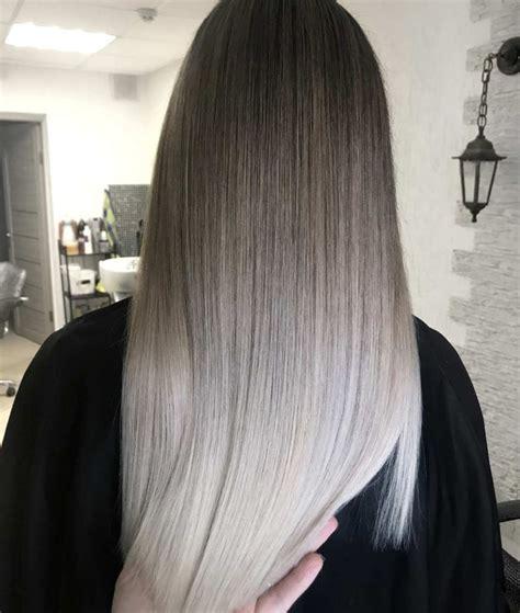 Trīs kolhoznieciski matu krāsošanas veidi un kā izglābt ...