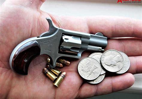 North American Arms Mini Revolver In 22 Short  Gun Review