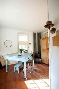 Meuble Shabby Chic : d co bureau domicile 35 id es de style shabby chic ~ Teatrodelosmanantiales.com Idées de Décoration