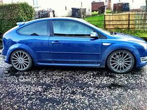 Ford Focus St 225 : st 225 on lowering springs with standard wheels passionford ford focus escort rs forum ~ Dode.kayakingforconservation.com Idées de Décoration