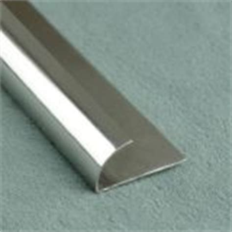 china stainless steel half shape tile trim china