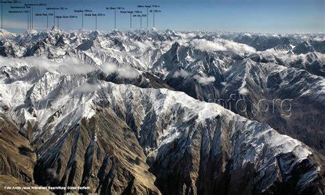 Karakorum Aus Der Luft