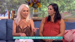 Has Tina Malone lost too much weight? This Morning viewers ...
