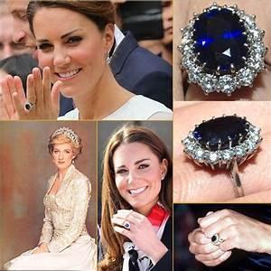 katemiddleton or you can say diana princess of wales With princess diana wedding rings