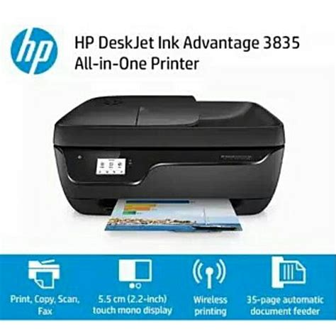 To begin with hp printer downloads, you must launch your preferred web browser on your computer. HP DeskJet Ink Advantage 3835 All-in-One Printer