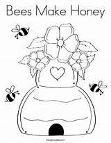 Beehive Coloringhome sketch template