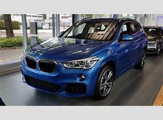 2017 BMW X1 xDrive25d Modell M Sport [BMWview] YouTube