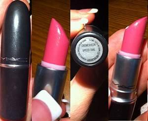 Always Be Glamorous: MAC Speed Dial Lipstick