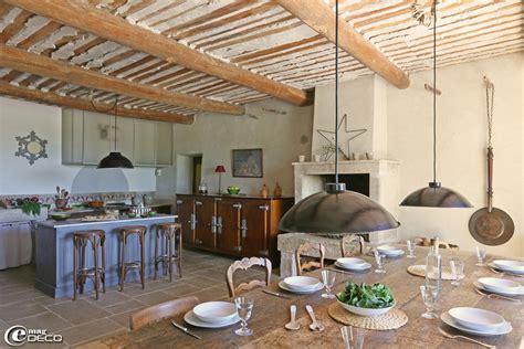 deco cuisine provencale décoration maison provencale