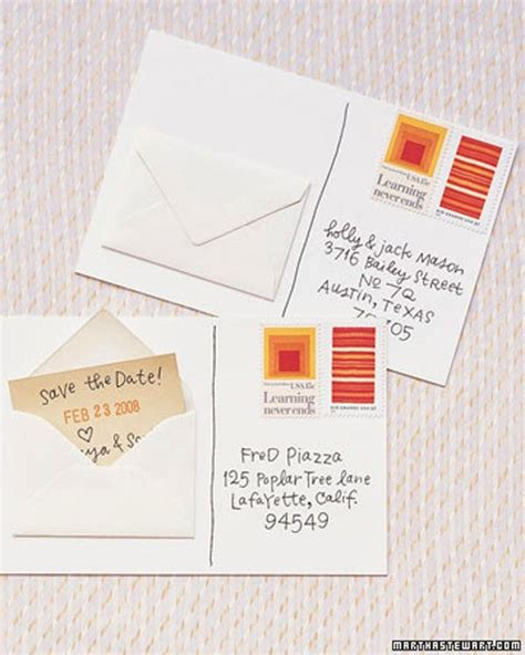 Save The Date Cards For Your Wedding: 40 Beautiful Ideas