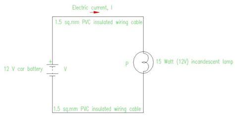 Electric Circuit Diagram Design Basic