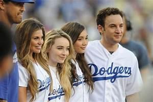 Dodgers And Sabrina Carpenter Rowan Blanchard | danielle ...