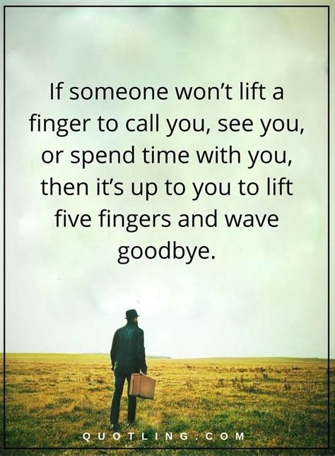 moving  quotes   wont lift  finger  call
