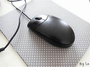 un clavier d39ordinateur et son tapis de souris personnalise With tapis pour souris d ordinateur