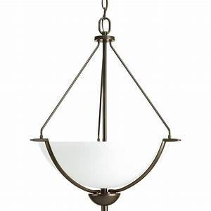 Progress lighting bravo collection light antique bronze