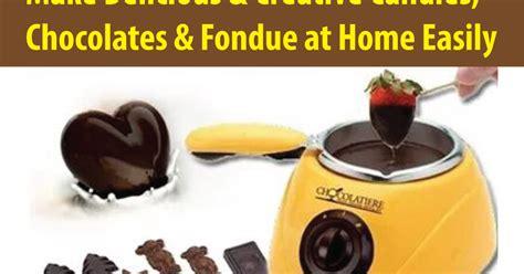chocolatiere pemanas coklat seisi keluarga terbaik