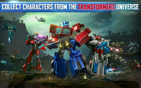 transformers forged  fight apk data obb data