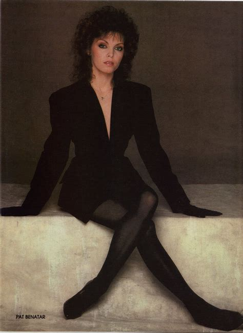 Pin on Pat Benatar: When she was hot and in demand!