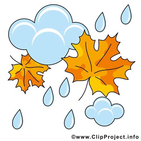 Herbst Bilder  Regen Clipart Gratis