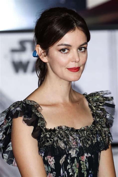 Nora Zehetner – 'Star Wars: The Last Jedi' Premiere in Los Angeles – GotCeleb