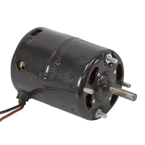 12 Volt DC 4425 RPM Fan Motor 9215FE12V8315 D9HT-15130-AA | DC Fan Motors | DC Motors ...
