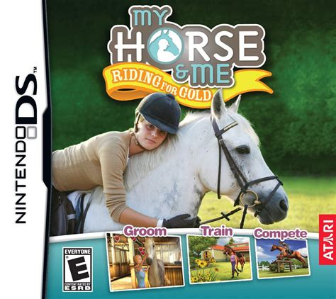 My Horse And Me 2 Riding For Gold Ds Game
