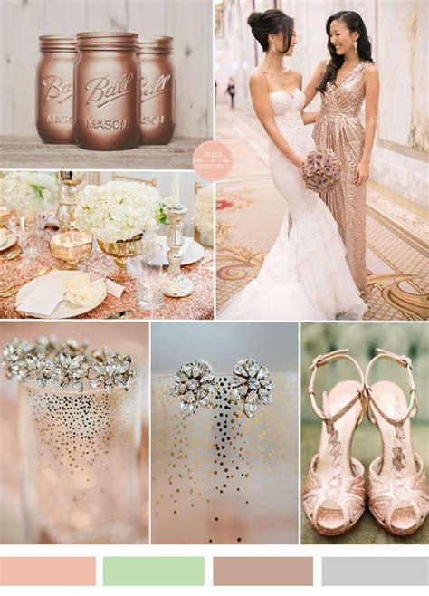Wedding Color Trends 2015 Jewel Tones Tulle