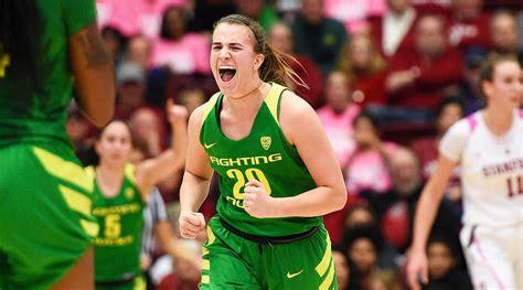 sabrina ionescu rise  oregon basketballs triple double